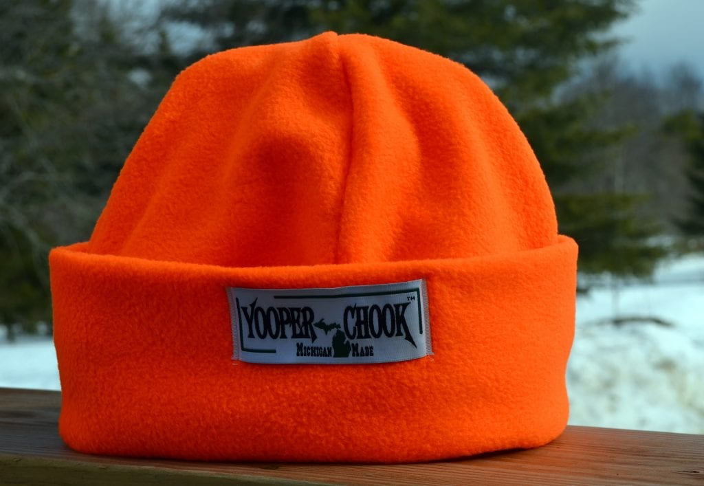 BLAZE ORANGE DOUBLE DOME - Northwoods General Store & Coffeehouse