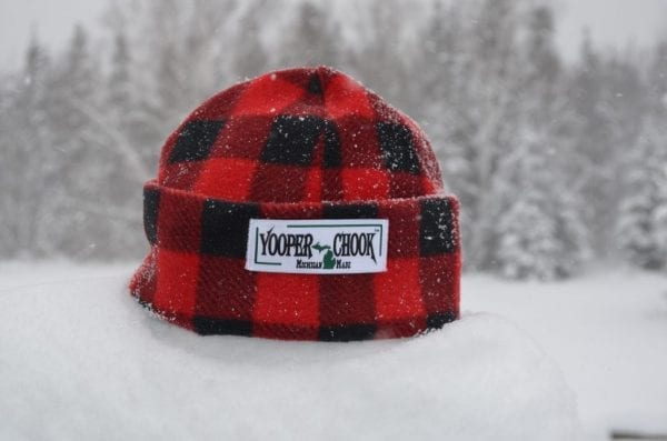 BUFFALO RED DOUBLE DOME