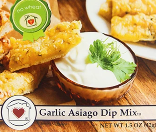 Country Home Creations Garlic Asiago Dip Mix Made In Michigan